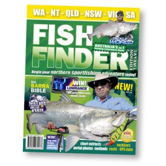 FISH FINDER TM Books, GPS Cards and Magazines