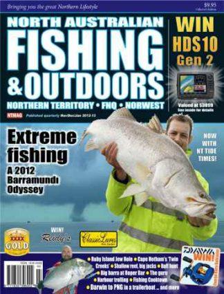 North Australian Fishing & Outdoors Magazine Back Issues